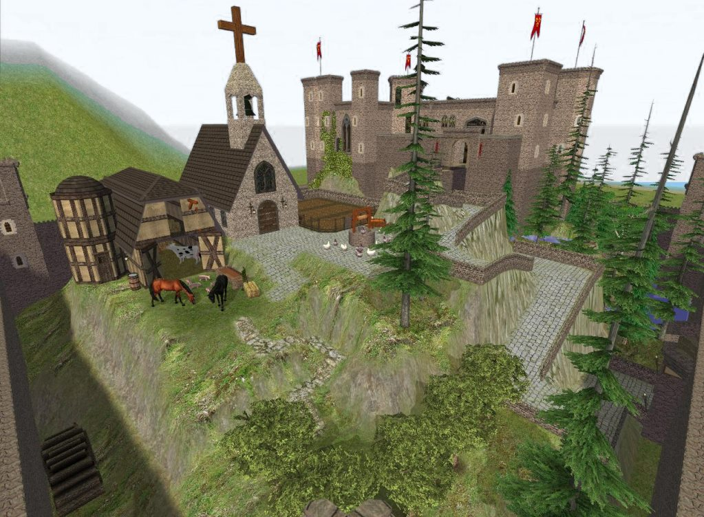sims 2 japanese fortress - photo #45