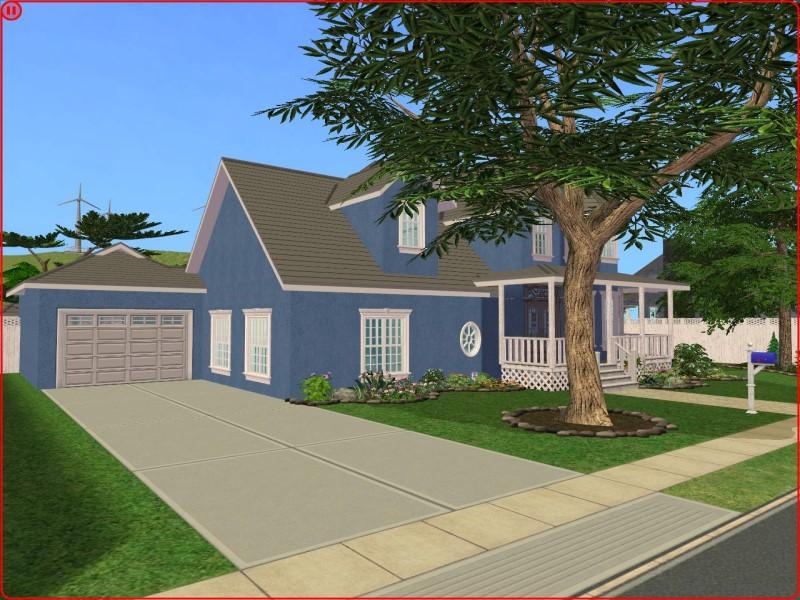 Top 18 photos ideas for sims 3 family home ideas for Sims 3 family house ideas