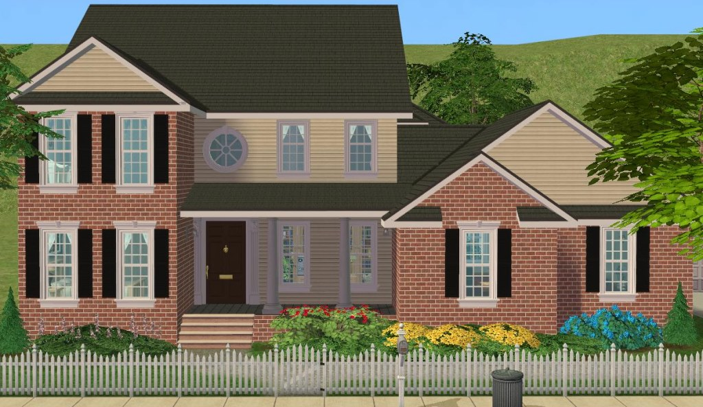 Mod The Sims Fairfield A Traditional Style 5