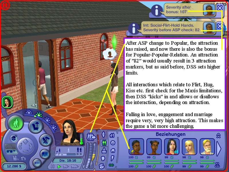 Sims 2 online dating mod