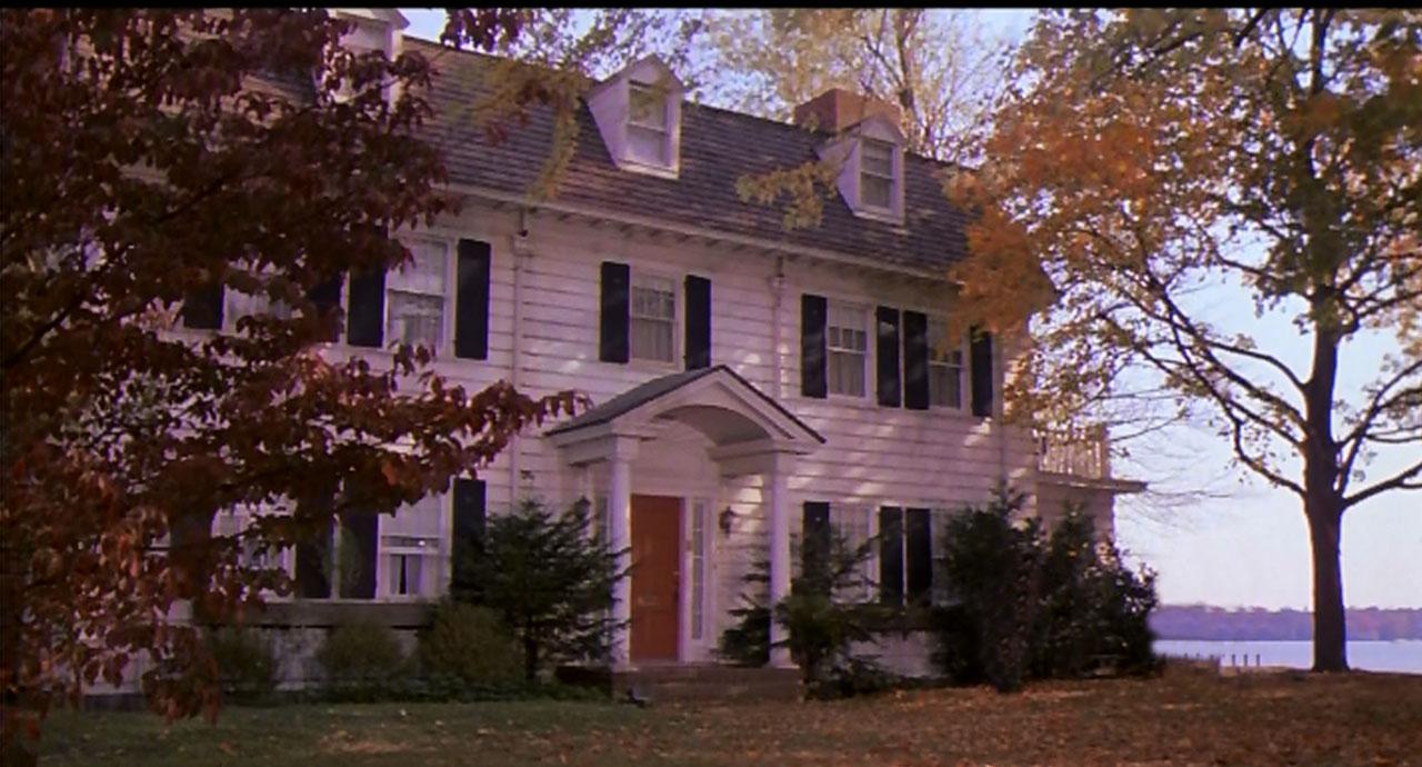Amityville horror movie house model house best design for Model house movie