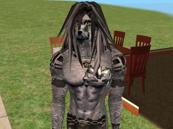 how to creat werewolf pack sims 3
