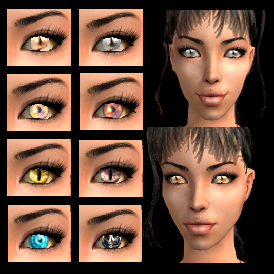 Mod The Sims Different Look
