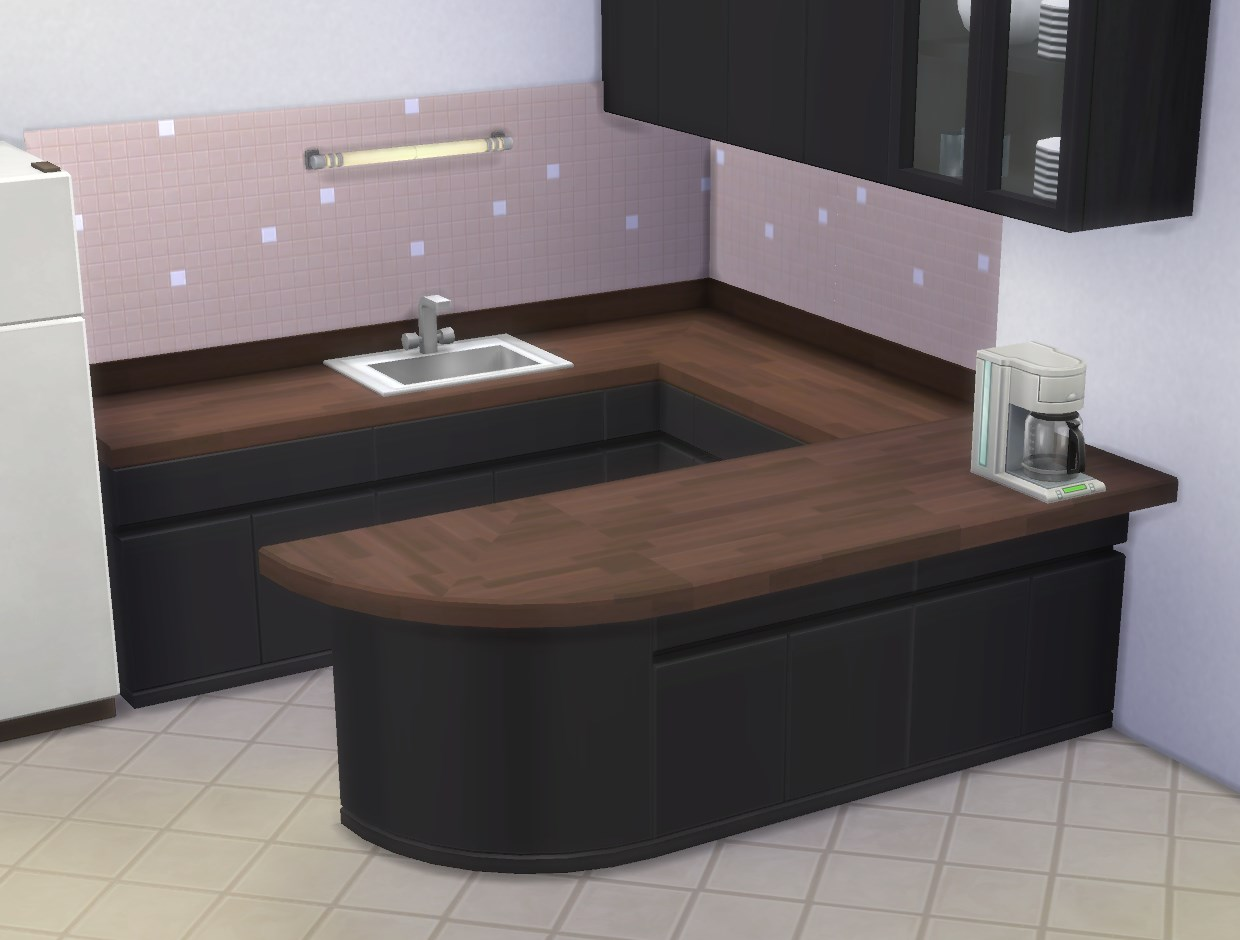 Mod The Sims Blandco Wood Countertops