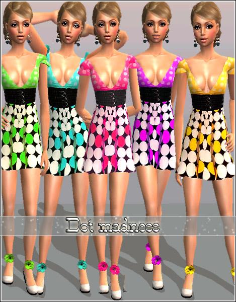 Výsledek obrázku pro The sims 2 dress