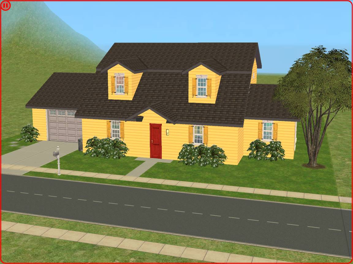 Mod The Sims Spooner St Griffin Home From Family Guy