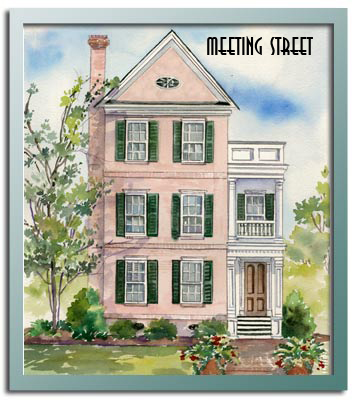 Mod the sims charleston side house 3 or 5 bdr 4 ba for Charleston side house plans