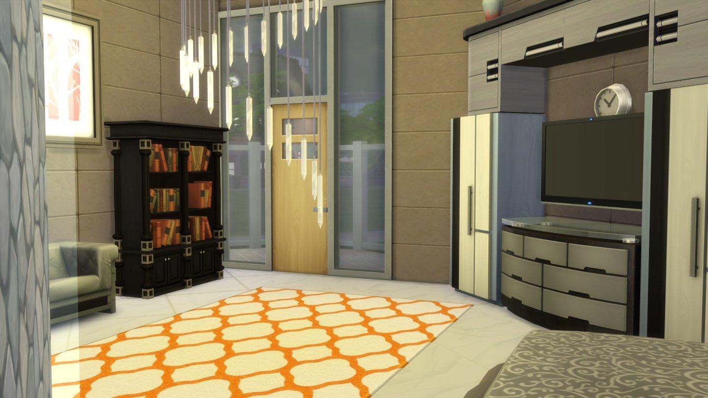 Mod The Sims Modern Luxury 1 Bedroom 1 Bathroom. Sims Baby Bathroom