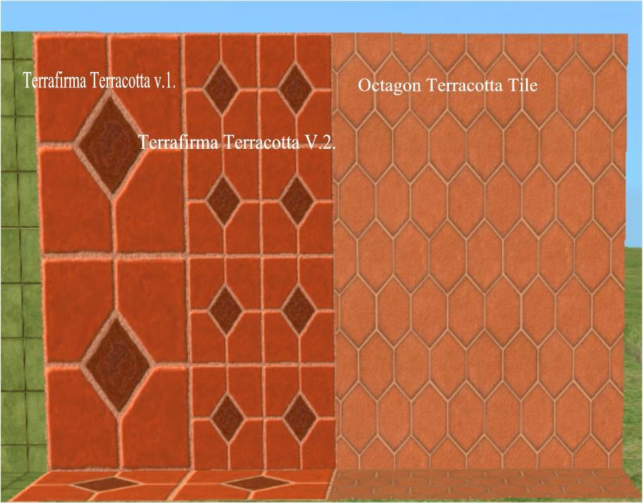 Floor tile matching