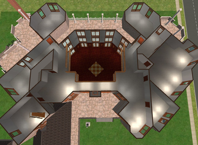 Mod The Sims Chateau Novella