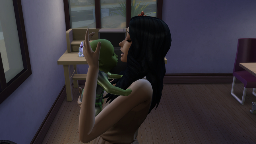 Mod The Sims - Alien Abductions & No Abductions