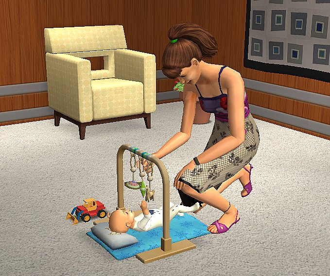 Mod The Sims First Impressions Recolours For Sims Store Baby Items