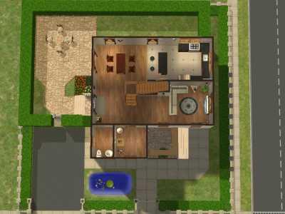 Mod The Sims Woodgrove House