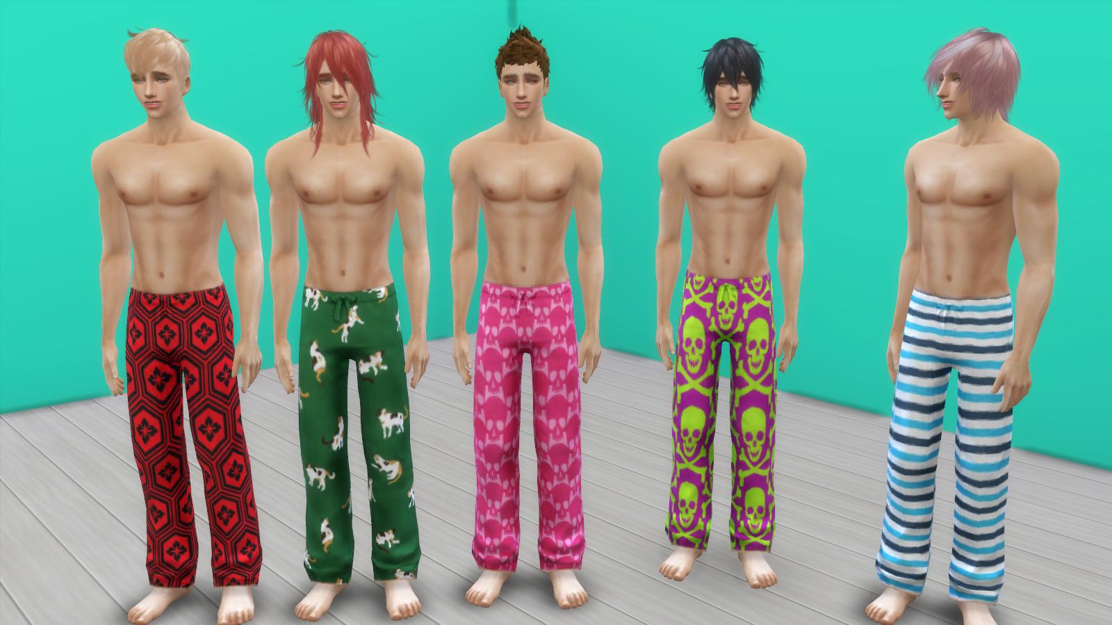 Пижама для милых парней