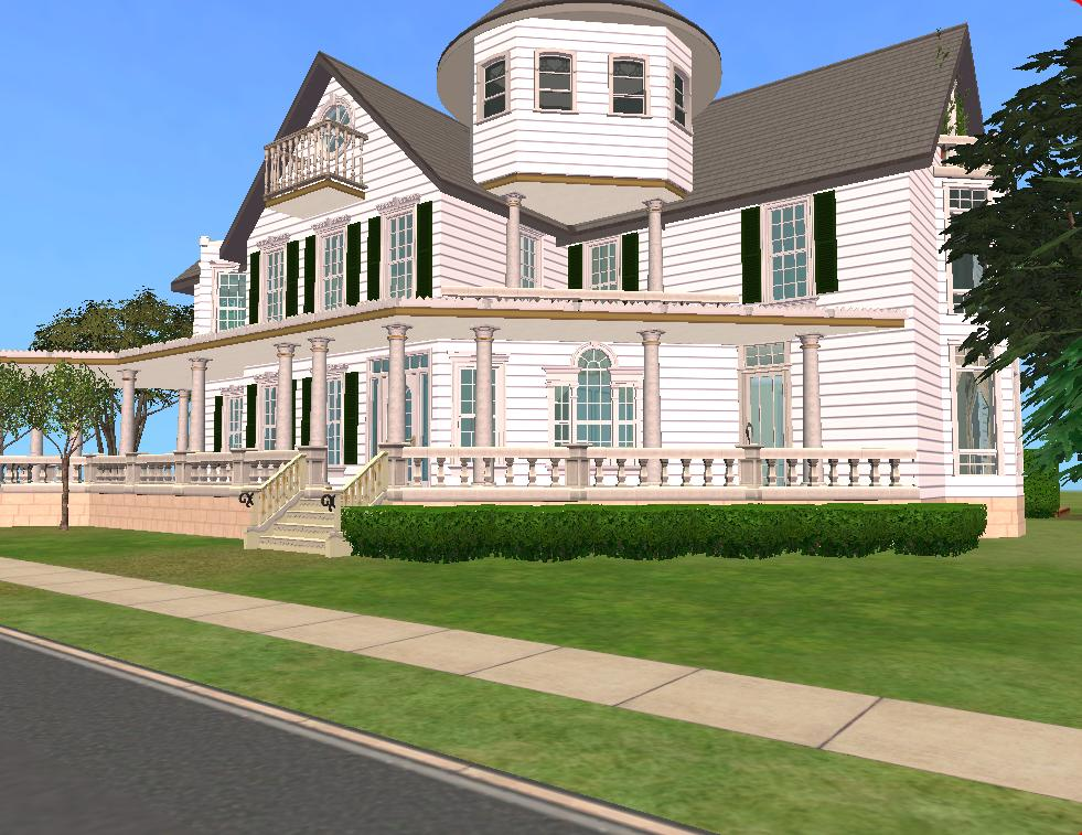 Mod the sims sabrina spellman 39 s house for Pictures for the house