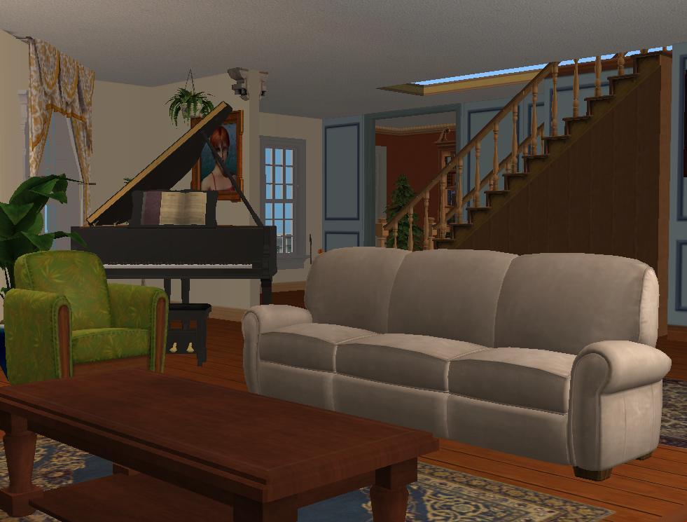 Mod The Sims Sabrina Spellmans House