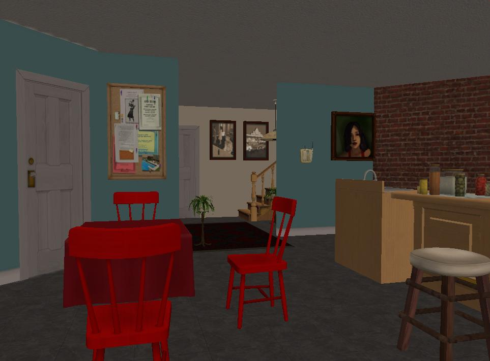 Mod The Sims Sabrina Spellman S House