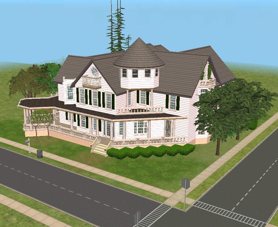 Mod The Sims Sabrina Spellman S House