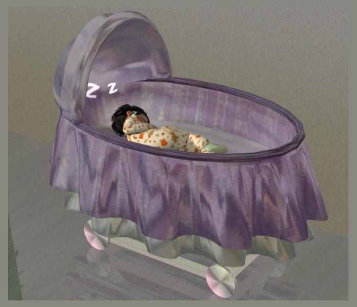 Baby Crib Toddler Bed