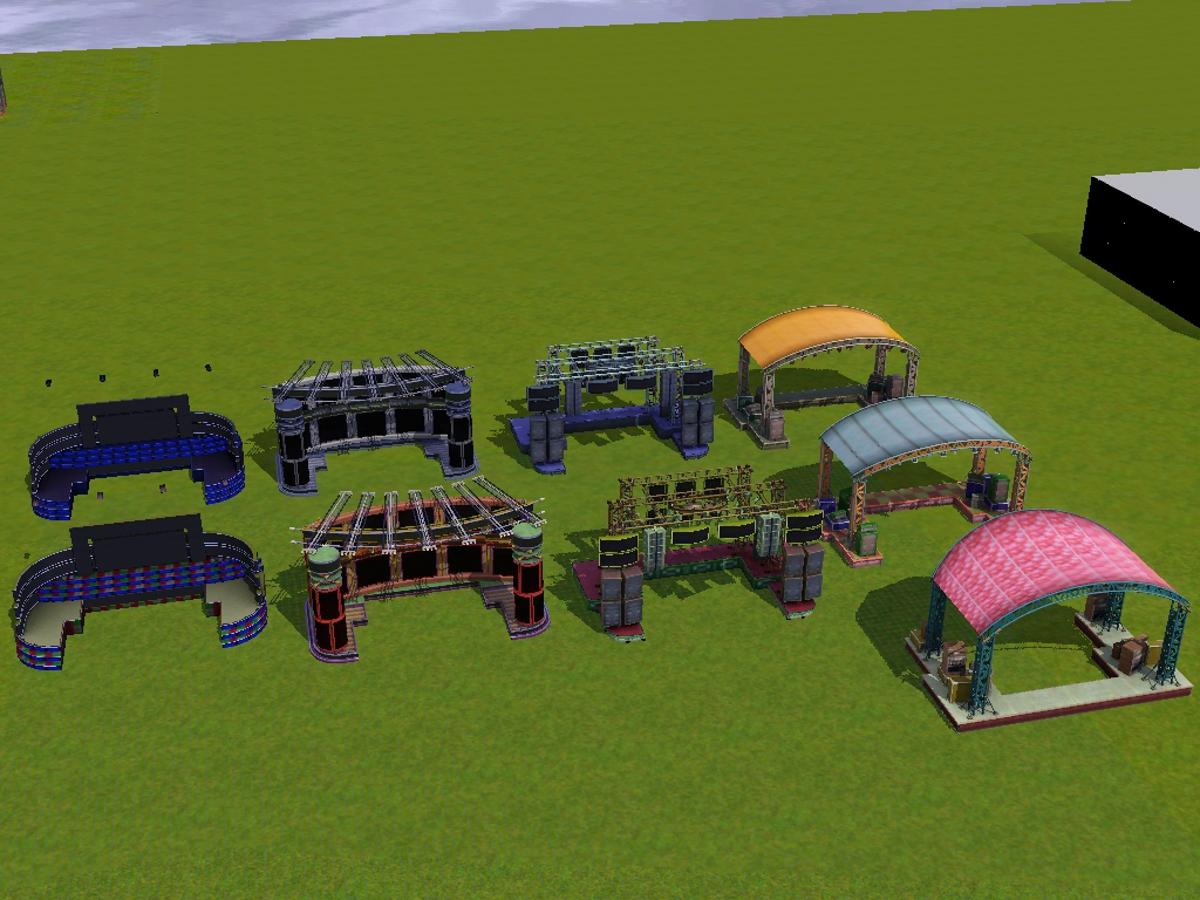 Sims  Studio Current Build