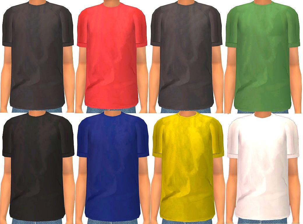 teen boys in their shirts