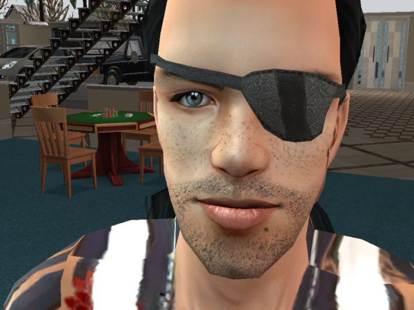 Mod The Sims - Has anyone found a Sims 3 eye patch for