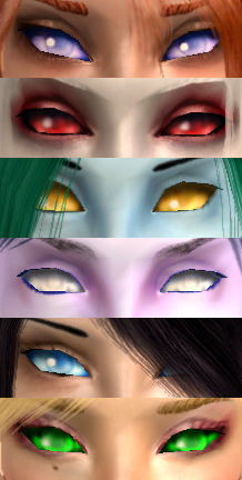 mod the sims world of warcraft elven eyes