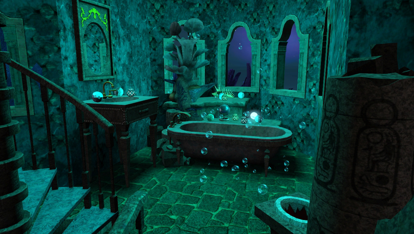 Mod The Sims Depths Rising The Siren S Shelter