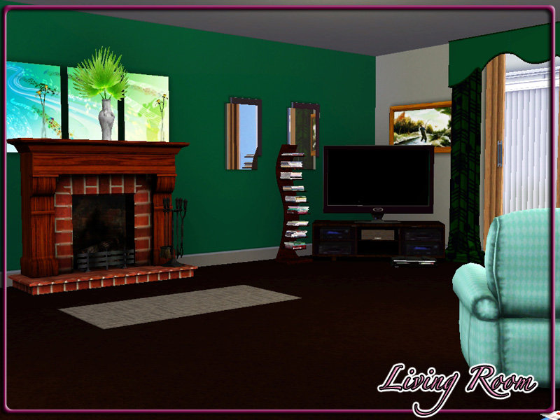 Mod The Sims Beautiful Two Story Family Home