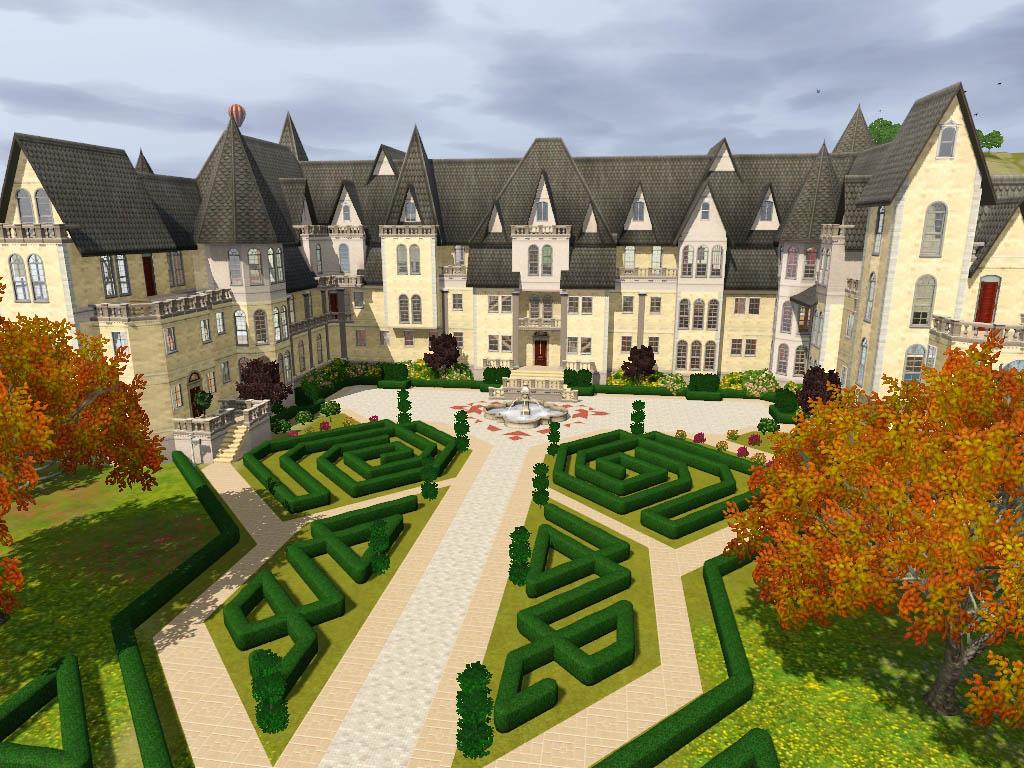 Mod the sims grothfort castle malvernweather Gallery