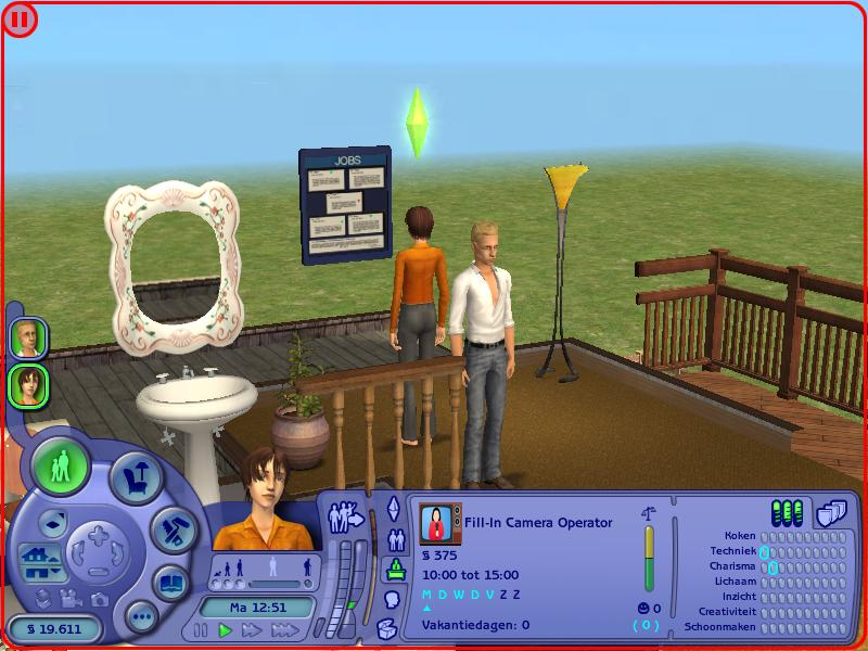 how to change personality sims 2
