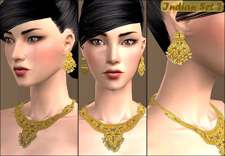 Mod The Sims Updated For Bv 4 Jewelry Sets Daily