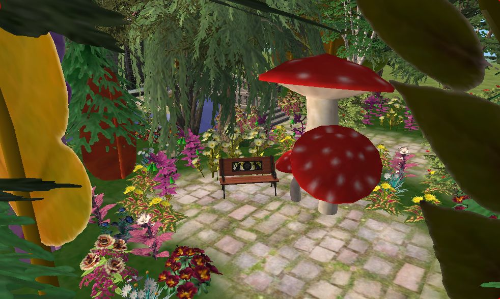 Mod The Sims Enchanted Forest