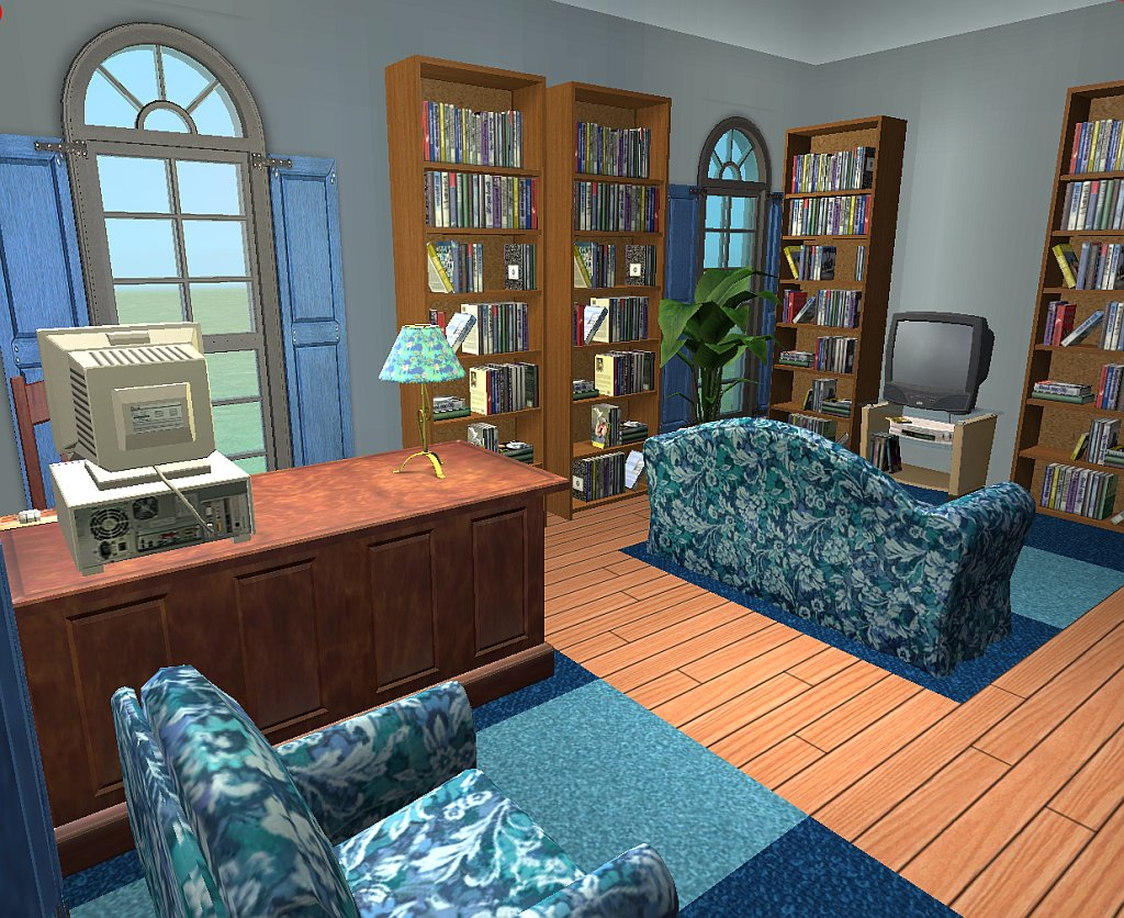 maison sims2pack