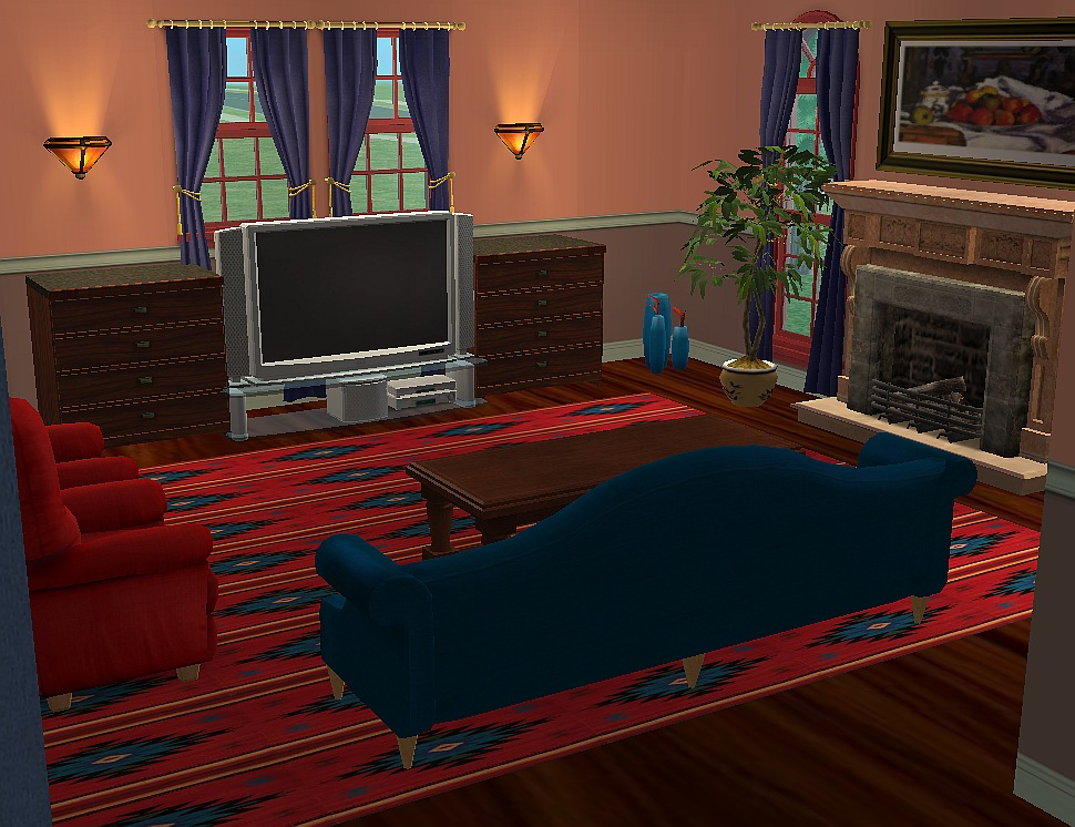 Mod The Sims Whispering Pines