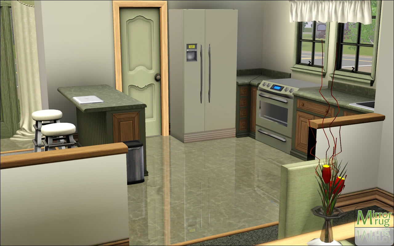 Mod The Sims - True Reflective Floors - Updated