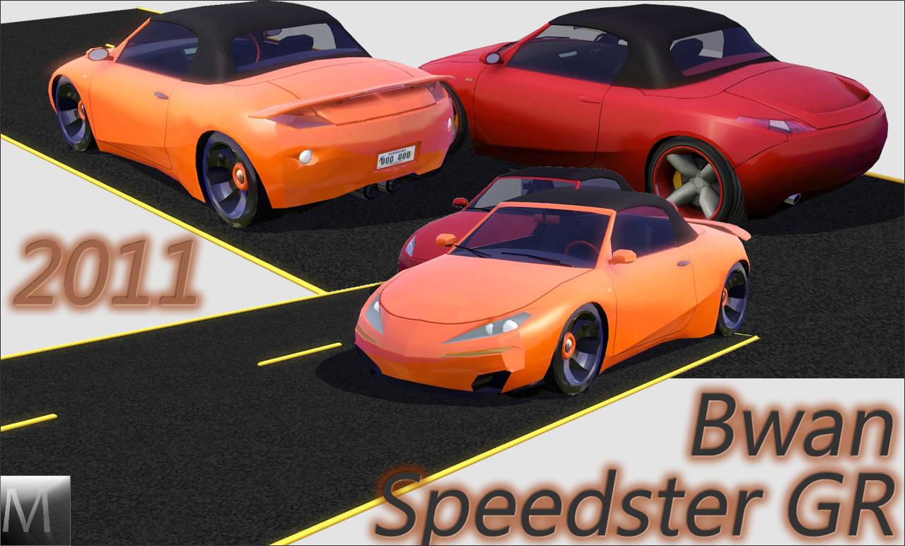 speedster mod download