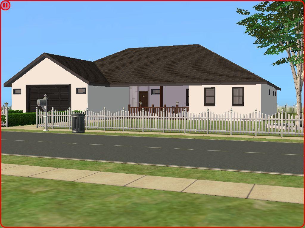 Mod The Sims Suburban Home No 2
