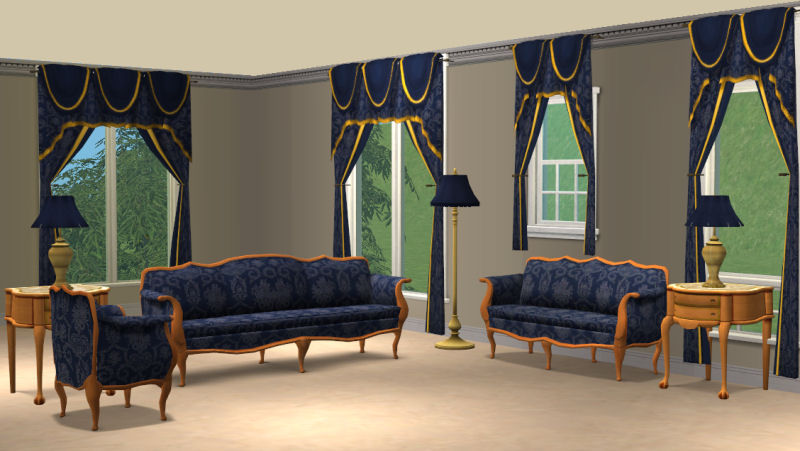 blue living room set delightful spacious navy blue sofa decorating - Blue Living Room Set