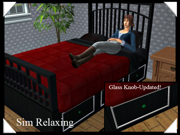 Need A New Bed mod the sims - need a new bed? build one! ~new meshes~ (double