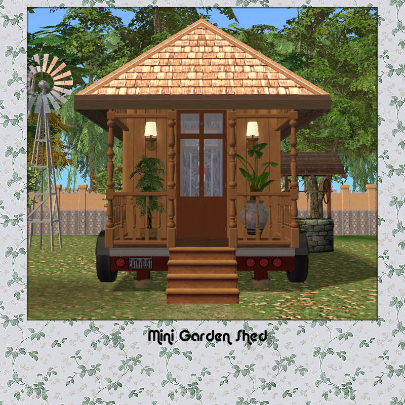 Prime Mod The Sims The Mini House Kit Largest Home Design Picture Inspirations Pitcheantrous