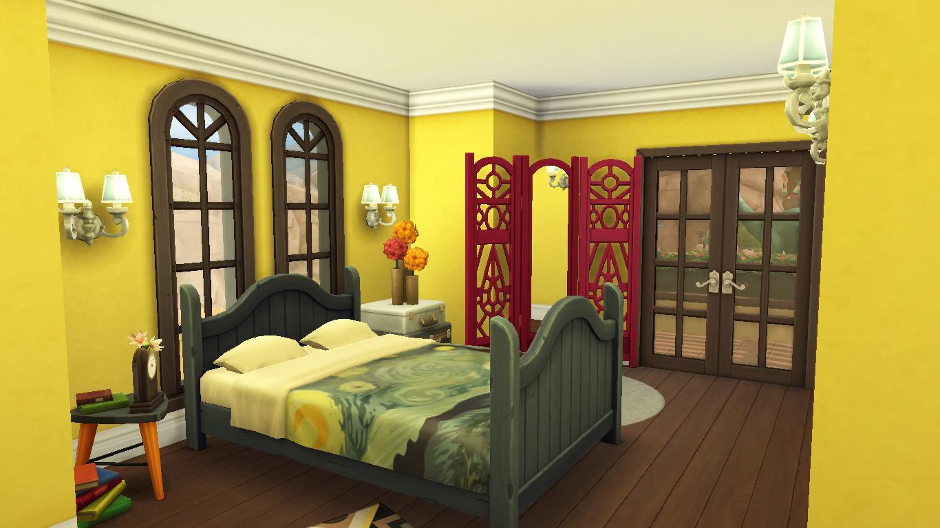 Mod The Sims - Mi casa, mediterranean style house, no CC