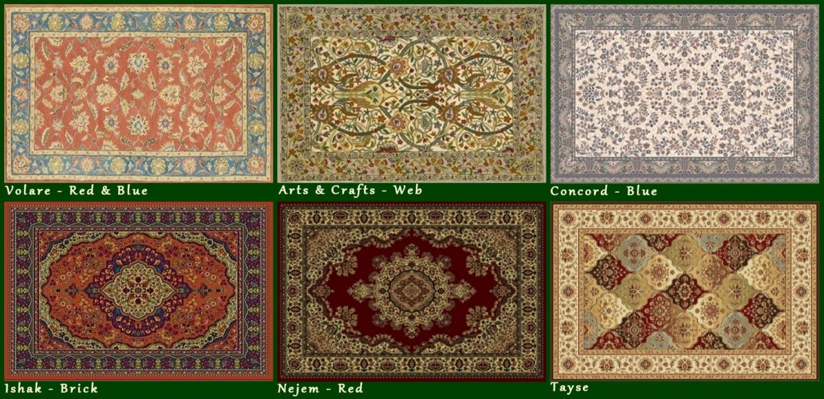 Techniques of rug hooking