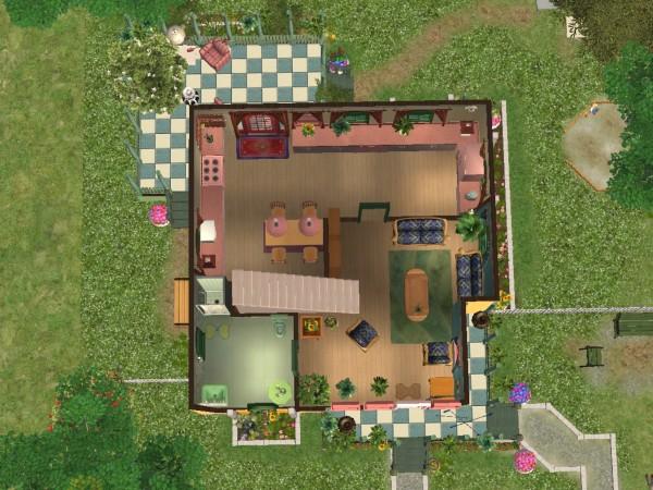 Mod The Sims - Villa