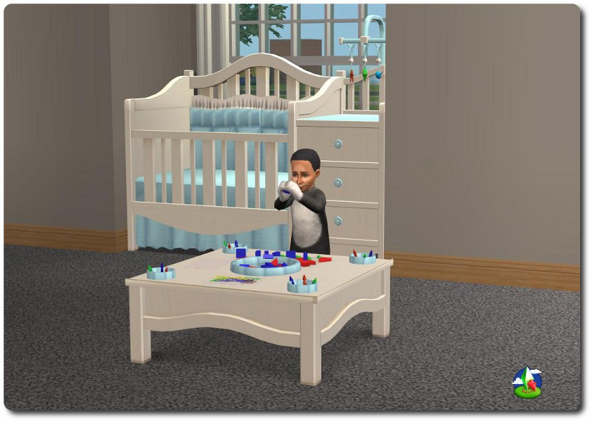 Mod The Sims Nursery Add Ons Spruce Up Your Bg And Ft