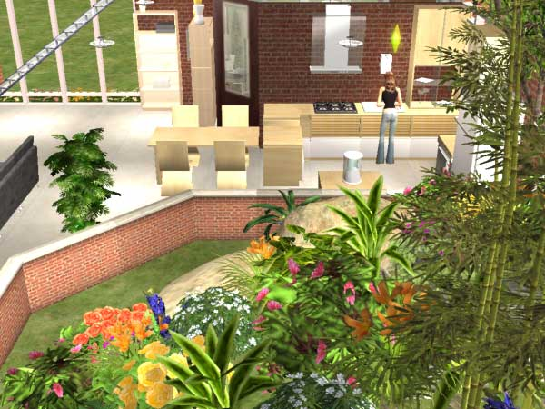 mod the sims compact xiv 2x2 spacious loft with indoor