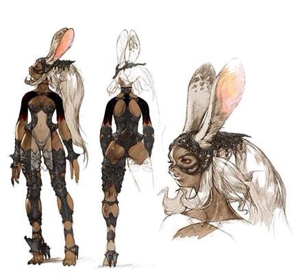 Opinion final fantasy 12 fran cosplay