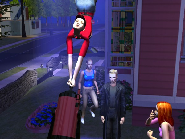 Mod The Sims - Alien Pregnancy For Teens Male and Female