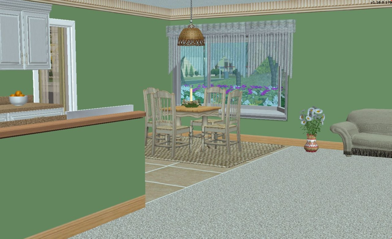 Mod The Sims Valspar Designer Colors Seaside Retreat
