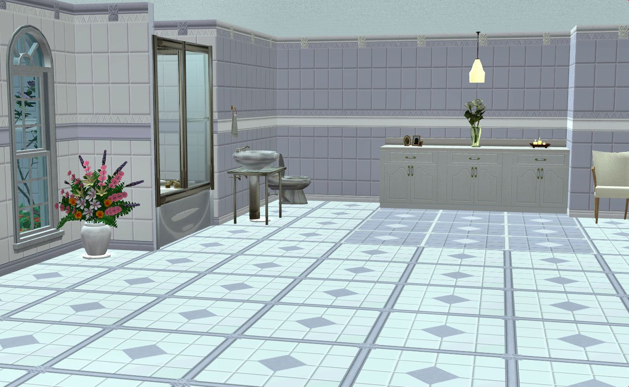 Mod The Sims - Ceramic Italian Tiles For Walls & Floors~ Collection ...